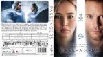 Passengers (2016) R2 Swedish Custom Blu-Ray Cover + label