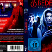 Bedeviled (2016) R2 German Custom Blu-Ray Cover & Labels