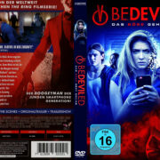 Bedeviled (2016) R2 German Custom Cover & Labels
