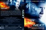 Next (2007) R2 German Cover & Labels
