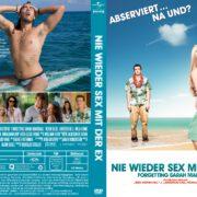 Nie wieder Sex mit der Ex (2008) R2 German Cover & Label