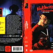 Nightmare on Elm Street 2 – Die Rache (1985) R2 German Cover & Label