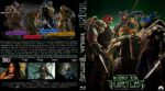 Ninja Turtles (2014) R2 German Blu-Ray Custom Cover