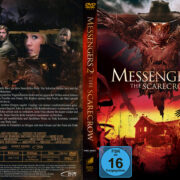 Messengers 2 - The Scarecrow (2009) R2 German Cover & Label