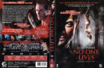 No one Lives – Keiner Überlebt (2012) R2 German Cover & Label