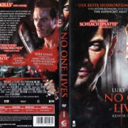 No one Lives - Keiner Überlebt (2012) R2 German Cover & Label
