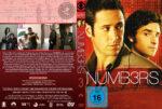 Numbers Staffel 3 (2007) R2 German Custom Cover