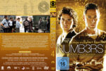 Numbers Staffel 4 (2008) R2 German Custom Cover & Labels