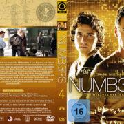 Numbers Staffel 4 (2008) R2 German Custom Cover & Labels