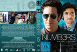 Numbers Staffel 5 (2009) R2 German Custom Cover & Labels