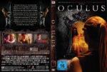 Oculus (2014) R2 German Custom Cover & Label