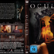 Oculus (2014) R2 German Custom Cover & Label