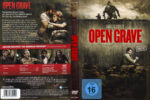 Open Grave (2013) R2 German Custom Cover & Label