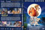 Lady and the Tramp Collection (1955-2001) R1 Custom Cover