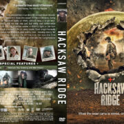 Hacksaw Ridge (2016) R1 Custom Cover & Label V2