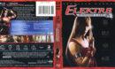 Elektra (2005) R1 Blu-Ray Cover & Label