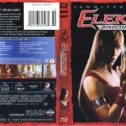 Elektra (2005) R1 Blu-Ray Cover & Label