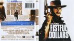 A Fistful Of Dollars (1964) R1 Blu-Ray Cover & Label