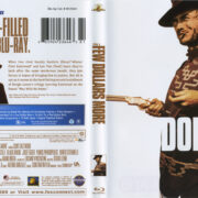 For A Few Dollars More (1965) R1 Blu-Ray Cover & Label