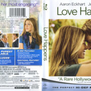 Love Happens (2009) R1 Blu-Ray Cover & Label