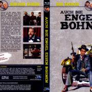 Auch die Engel essen Bohnen (1973) R2 German Blu-Ray Covers