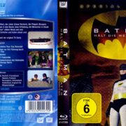 Batman hält die Welt in Atem (1966) R2 German Blu-Ray Cover