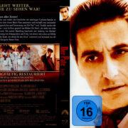Der Pate 2 (1974) R2 German Blu-Ray Cover