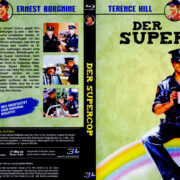 Der Supercop (1980) R2 German Blu-Ray Covers