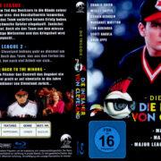 Die INdianer von Cleveland – Die Trilogie (1998) R2 German Blu-Ray Cover