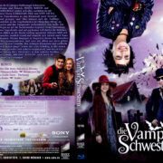 Die Vampirschwestern (2012) R2 German Blu-Ray Covers