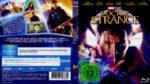 Doctor Strange (2016) R2 German Blu-Ray Cover