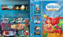 The Little Mermaid Collection (1989-2008) R1 Custom Cover