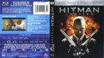 Hitman (2007) R1 Blu-Ray Cover & Labels