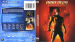 Daredevil (2003) R1 Blu-Ray Cover & Label