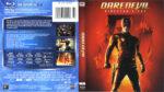 Daredevil (2003) R1 Blu-Ray Cover & Label
