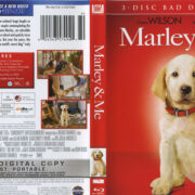 Marley & Me (2008) R1 Blu-Ray Cover & Labels