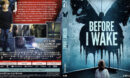 Before I Wake (2016) R2 German Custom Blu-Ray Cover & Labels