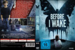 Before I Wake (2016) R2 German Custom Cover & Labels