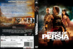Prince of Persia: The Sands of Time (2010) R2 German Custom Cover & Labels