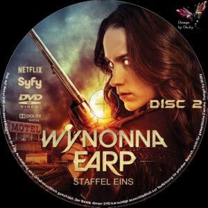 Wynonna Earp Deutsch