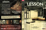 The Lesson (2015) R2 German Custom Cover & Label