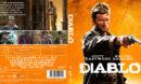 Diablo (2015) R2 Swedish Custom Blu-Ray Cover + label