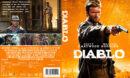 Diablo (2015) R2 Swedish Custom DVD Cover + label