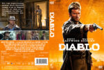 Diablo (2015) R2 Swedish Custom DVD Cover + label