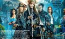 Pirates of the Caribbean: Dead Men Tell No Tales (2017) R0 CUSTOM Cover & Label