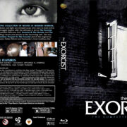 The Exorcist: Anthology Collection (1973-2005) R1 Blu-Ray Cover