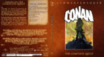 Conan: 2-Movie Collection (1982-1984) R1 Blu-Ray Cover