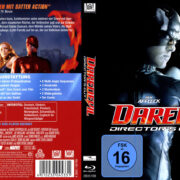 Daredevil (Director's Cut) (2003) R2 German Blu-Ray Cover & Label