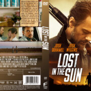 Lost in the Sun (2016) R2 Swedish Custom DVD Cover + label