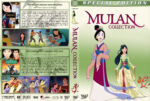 Mulan Collection (1998-2004) R1 Custom Cover
